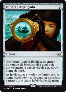 XLN248 - Luneta Enfeitiçada (Sorcerous Spyglass)