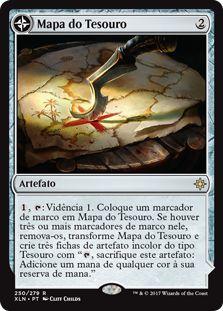 XLN250 - Mapa do Tesouro (Treasure Map)
