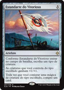 XLN251 - Estandarte do Vitorioso (Vanquisher's Banner)