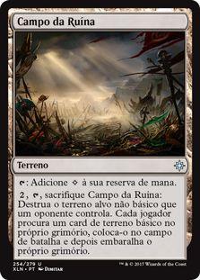 XLN254 - Campo da Ruína (Field of Ruin)