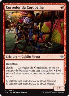 XLN157 - Corredor da Cordoalha (Rigging Runner) FOIL