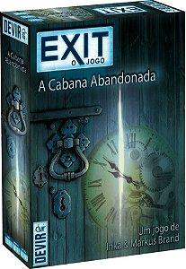Exit - A Cabana Abandonada (PRÉ-VENDA)