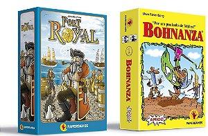 Combo: Bohnanza + Port Royal