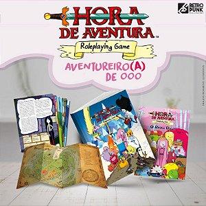 Hora de Aventura: RPG - Pacote do Aventureiro