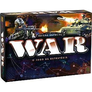War Edição Especial - O Jogo da Estratégia
