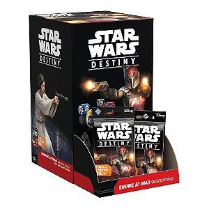 Star Wars Destiny - Império em Guerra - 36 Boosters