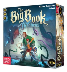 The Big Book of Madness (PRÉ-VENDA)
