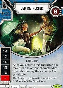 SWDEAW032 - Instrutor Jedi - Jedi Instructor