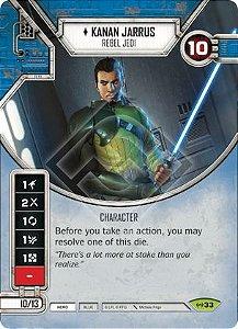SWDEAW033 - Kanan Jarrus Jedi Rebelde - Kanan Jarrus Rebel Jedi