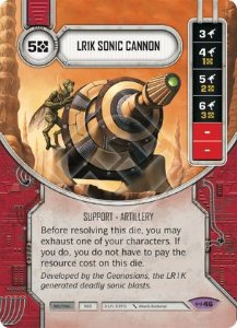 SWDEAW046 - Canhão Sônico LR1K - LR1K Sonic Cannon