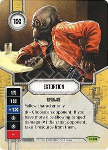 SWDEAW054 - Extorção - Extortion