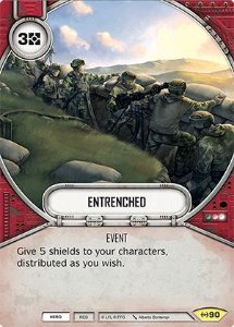 SWDEAW090 - Fortificado - Entrenched