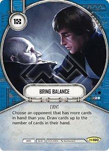 SWDEAW100 - Equilibrar - Bring Balance