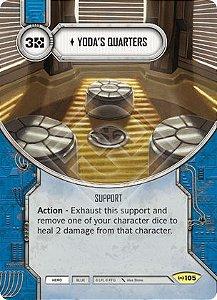 SWDEAW105 - Aposentos de Yoda - Yoda's Quarters