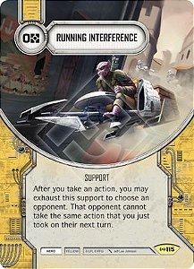SWDEAW115 - Interferência de Funcionamento - Running Interference