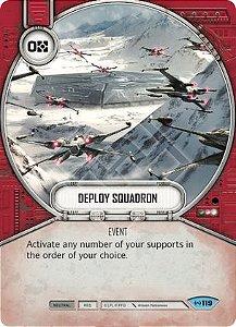 SWDEAW119 - Posicionar Esquadrão - Deploy Squadron
