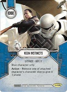 SWDEAW135 - Instintos Aguçados - Keen Instincts