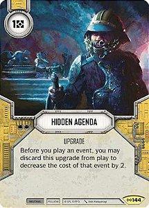SWDEAW144 - Plano Secreto - Hidden Agenda
