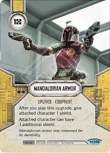SWDEAW145 - Armadura Mandaloriana - Mandalorian Armor