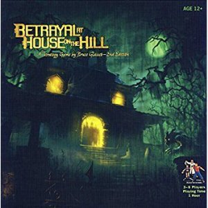 Betrayal at the House on the Hill - Importado