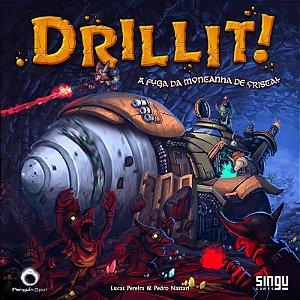 Drillit: A Fuga da Montanha de Cristal