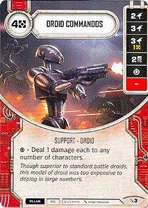 SWDTPG003 - Droides Comandos - Droid Commandos