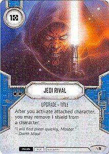 SWDTPG009 - Rival Jedi - Jedi Rival