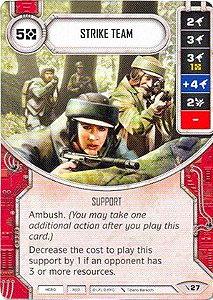 SWDTPG027 - Equipe de Ataque - Strike Team
