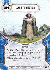 SWDTPG032 - Proteção de Luke - Luke's Protection