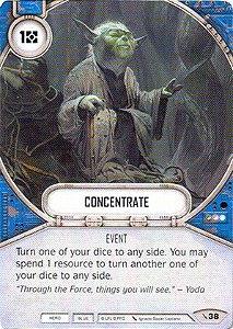 SWDTPG038 - Concentrar - Concentrate