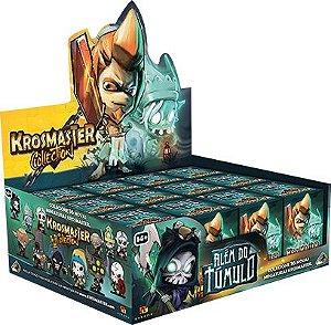 Krosmaster Coleção Temporada 04 - Além do Túmulo - Expansão de Krosmaster Arena - Caixa C/12 (PRÉ-VENDA)
