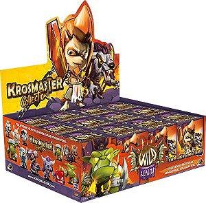 Krosmaster Coleção Temporada 05 - Wild Realms - Expansão de Krosmaster Arena - Caixa C/12 (PRÉ-VENDA)