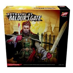 Betrayal at Baldur's Gate - Importado
