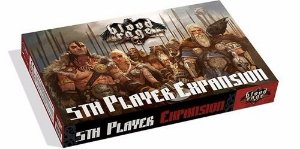 Blood Rage: 5th Player Expansion - Expansão de Blood Rage