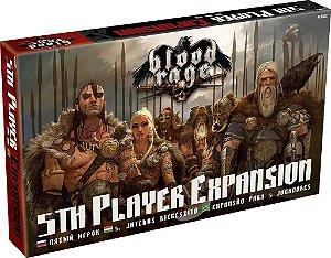 Blood Rage - Expansão para 5 Jogadores