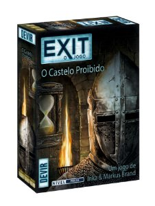 Exit - O Castelo Proibido (PRÉ-VENDA)