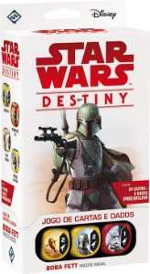Star Wars Destiny -  Deck Inicial Boba Fett