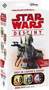 Star Wars Destiny - Pacote Inicial Boba Fett