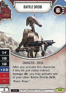 SWDLEG009 - Battle Droid