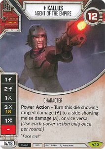 SWDLEG010 - Kallus - Agent of the Empire