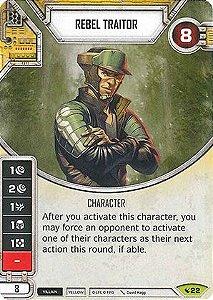 SWDLEG022 - Rebel Traitor