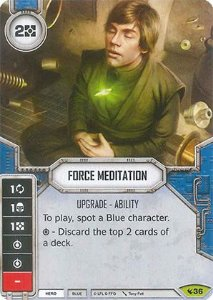 SWDLEG036 - Force Meditation