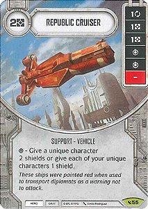 SWDLEG055 - Republic Cruiser