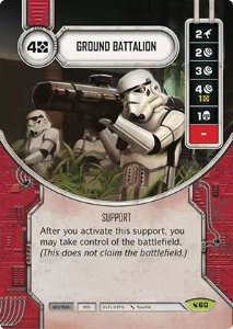 SWDLEG060 - Ground Battalion