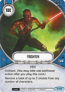 SWDLEG078 - Frighten