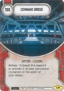 SWDLEG091 - Command Bridge