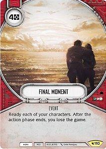 SWDLEG110 - Final Moment