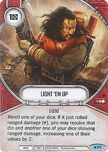 SWDLEG111 - Light 'Em Up