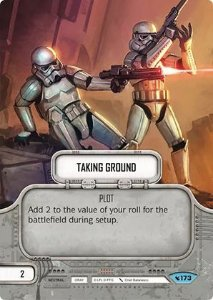 SWDLEG173 - Taking Ground