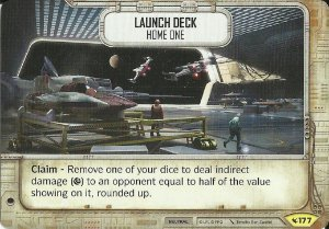 SWDLEG177 - Launch Deck - Home One